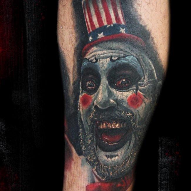 spaulding tatuaje