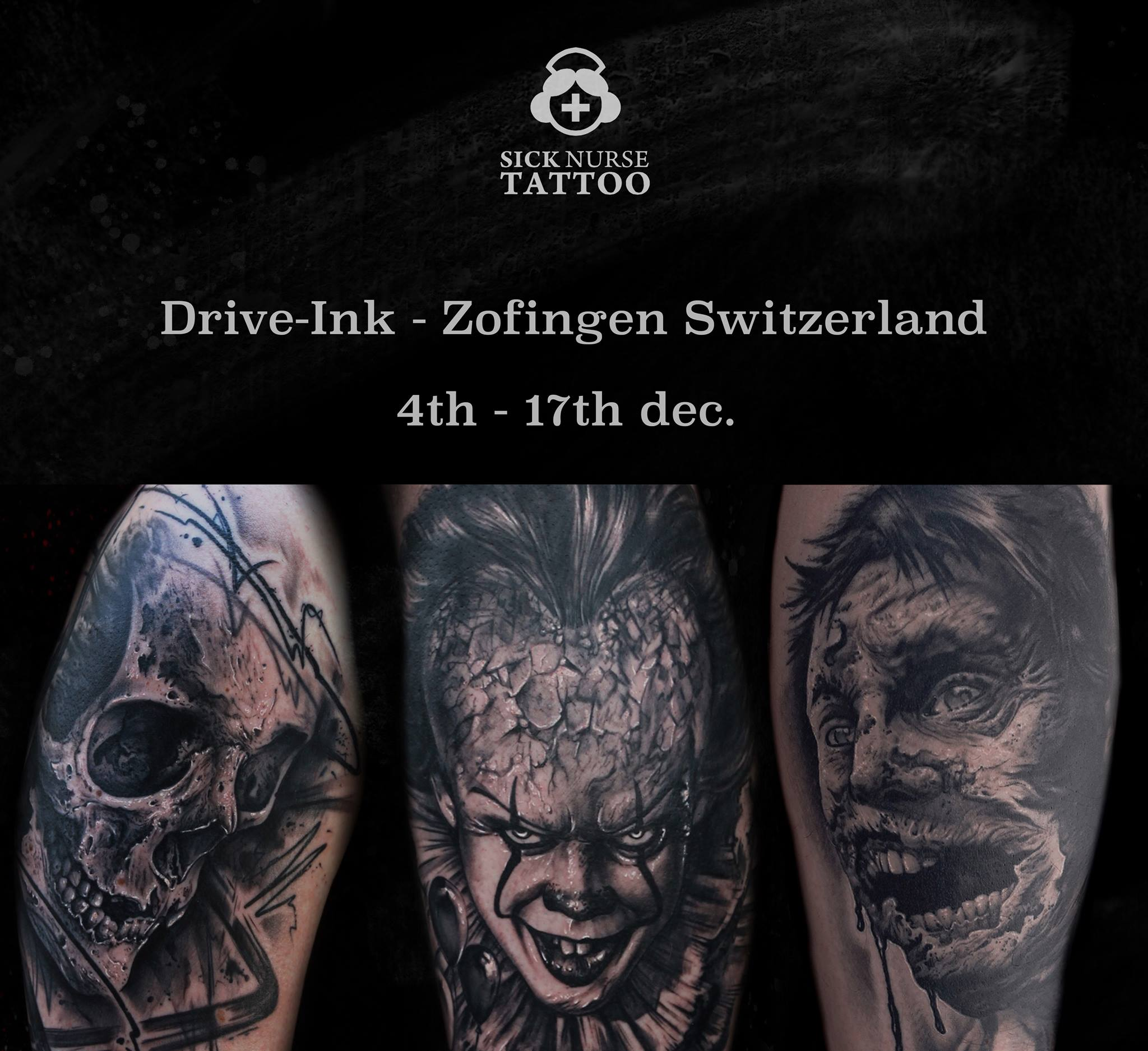 Drive Ink Guess Swiss